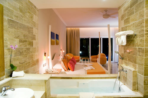 Vacations in Paradise Beach Suite Accommodations in the Dominican Republic