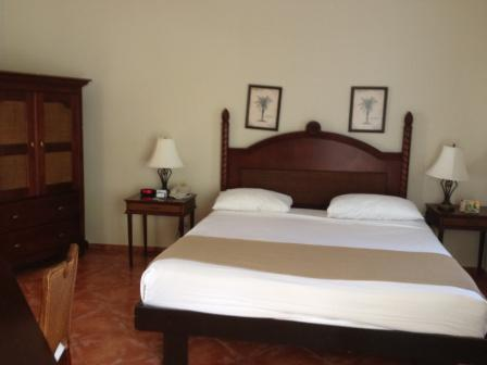 Vacations in Paradise Cofresi Standard Suite Accommodations in the Dominican Republic