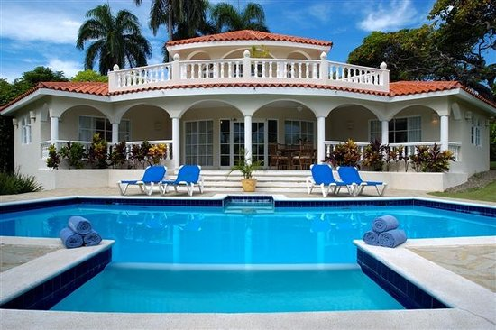 Vacations in Paradise Crown Villa Accommodations in the Dominican Republic